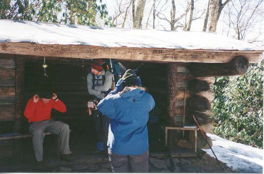 Cold Spring Shelter